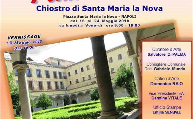 A maggio ci sarà a Napoli la mostra 'I COLORI DELL'ANIMA'