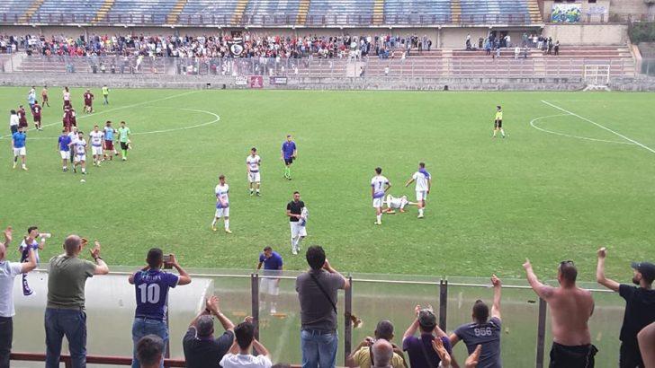 Casoria Calcio, termina il sogno promozione: in finale play-off ci va la Puteolana