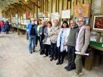 Grande successo per la mostra 'I COLORI DELL'ANIMA', al Chiostro di Santa Maria La Nova a Napoli fino al 24 maggio