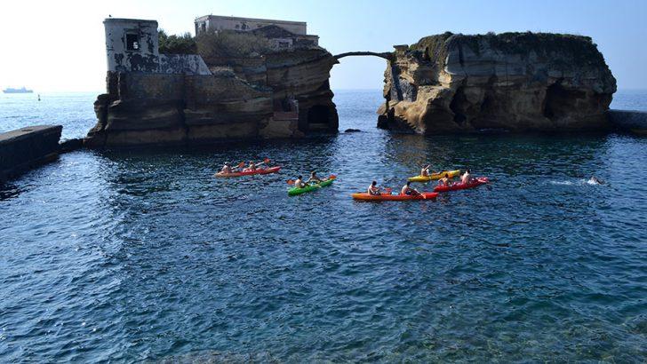 Nostos, il Colombre ed altre leggende di mare, trekking teatralizzato tra il Parco Virgiliano