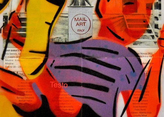 Le opere di Antonio Conte Artista Popolare saranno protagoniste di L'uomo sogna di volare