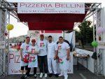 La prima volta del Ristorante-Pizzeria Bellini al Napoli Pizza Village
