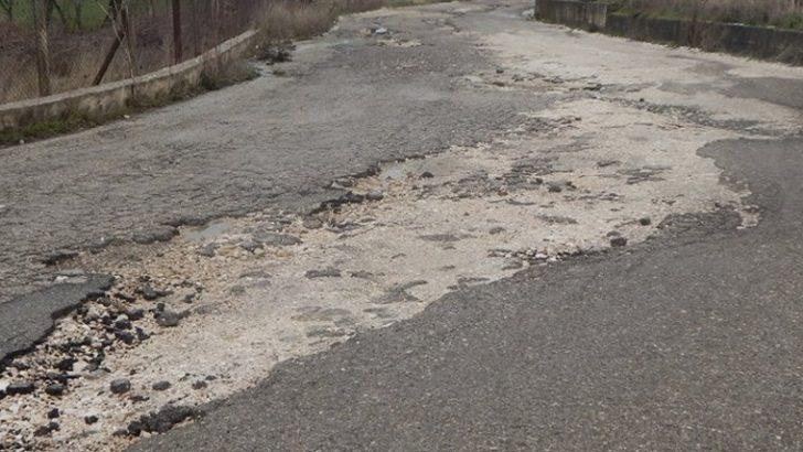 Elenco strade pericolose nell'Area Metropolitana di Napoli