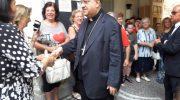 ARZANO: VISITA PASTORALE DEL CARDINALE SEPE ALLA PARROCCHIA DEL SACRO CUORE