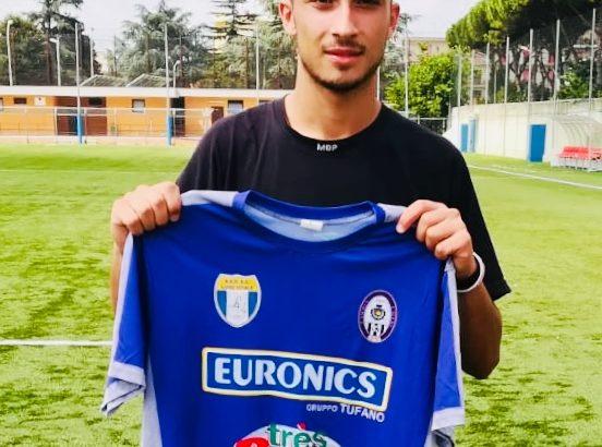 Il Casoria ufficializza l'acquisto di Valoroso, centrocampista classe '97