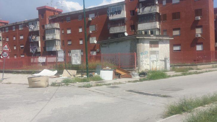 FOTO – Casoria e il rischio emergenza rifiuti: una questione regionale