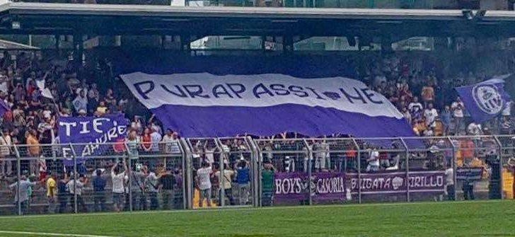 """L'appello dei tifosi del Casoria: """"Non facciamo morire la Viola"""""""
