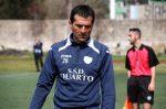 Il Casoria ha scelto il nuovo allenatore: è Ciro Amorosetti