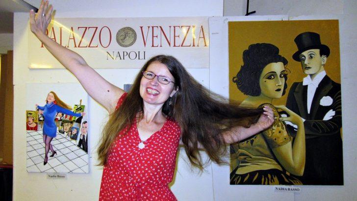 La mostra dedicata a Totò di Nadia Basso a Palazzo Venezia