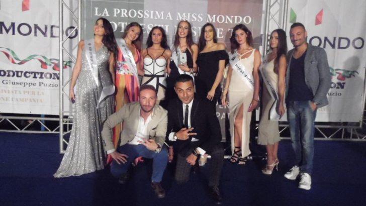 Martina Sorrentino si aggiudica la selezione di Miss Mondo Italia