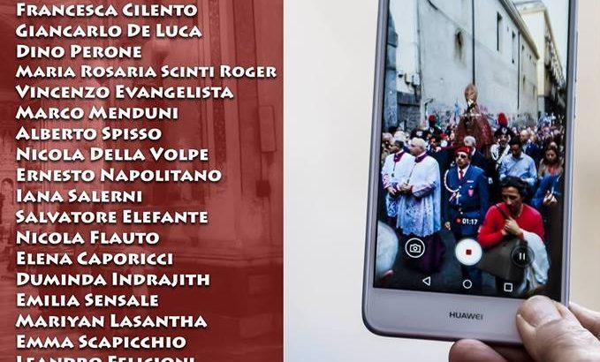 23 fotografi in mostra dal 1 al 31 ottobre 2018 per raccontare 'La spiritualità a Napoli'