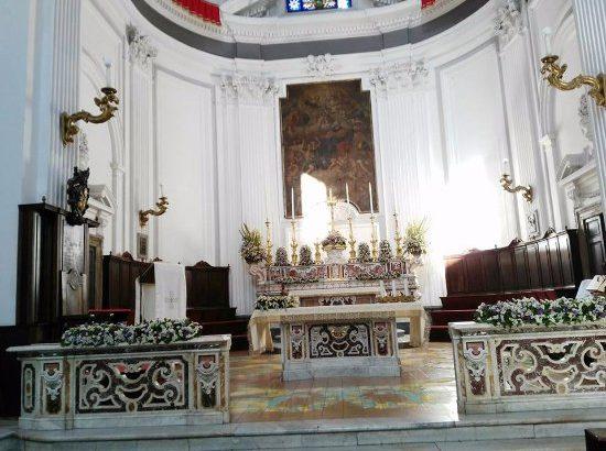 Casoria dona alla chiesa diocesana due nuovi presbiteri della parrocchia S. Benedetto Abate: Don Antonio Iavarone e Don Vito Trapani