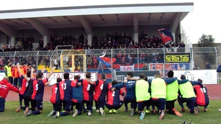 """Afragolese-Virtus Ottaviano 3-0: """"buona la prima"""" in campionato per i rossoblù"""