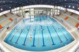 Il programma ufficiale della piscina di Casoria per le Universiadi