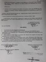 Questione ecodistretto in Via Provinciale, Casoria