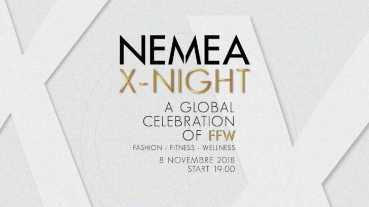 NEMEA X-NIGHT: LA NOTTE DEL FASHION, FITNESS E WELLNESS IN CAMPANIA