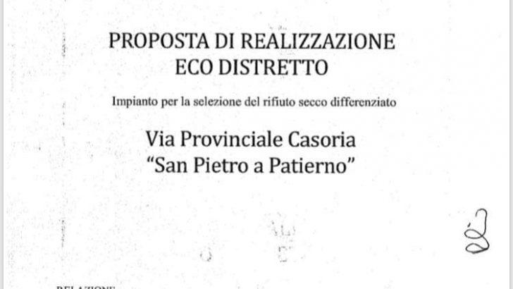 Eco Distretto, mercoledì 5 Dicembre consiglio congiunto tra la Municipalità 7 e il Comune di Casoria