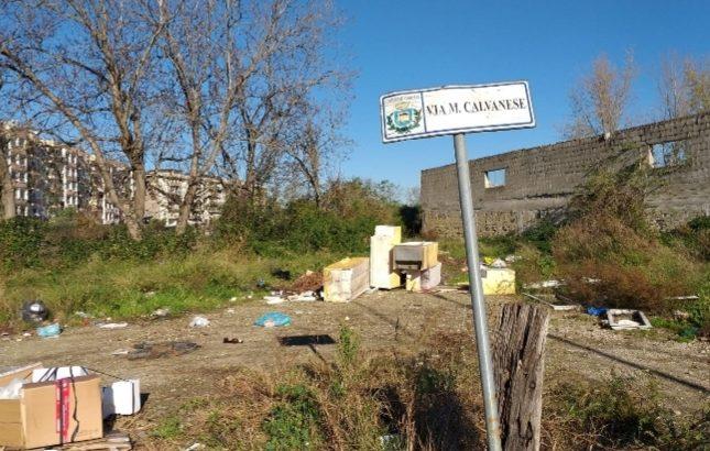 Rifiuti inVia Calvanese: la risposta di Casoria Ambiente