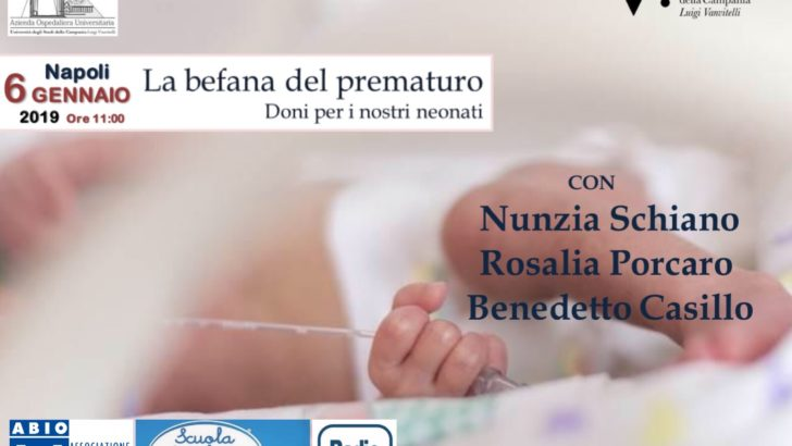 "La ""Befana del prematuro"""