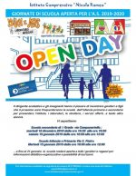 Open Day all'Istituto Comprensivo Nicola Romeo