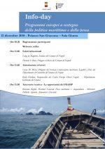 INFO DAY – Programmi europei a sostegno della politica marittima e della pesca