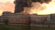 Incendio al locale White Pearl, locale distrutto