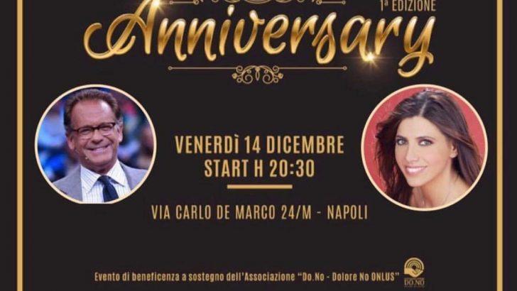 """""""GT ANNIVERSARY"""" Gran Galà di beneficenza a sostegno dell'Associazione onlus DO.NO. SANTOBONO-PAUSILIPON di Napoli"""