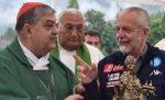 Un nuovo sodalizio De Laurentiis e Cardinale Sepe