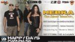 Arte e musica per presentare 'Cuore Colpevole' dei NEBRA al Circolo Culturale Happy Days di Pianura