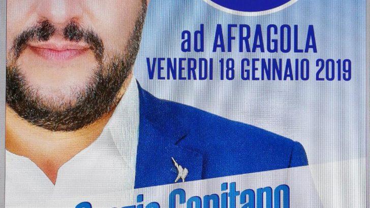Salvini ad Afragola