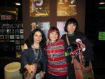 I NEBRA hanno presentato il loro disco Cuore Colpevole da Fonoteca: al Vomero tra arte, musica e poesia