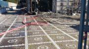 Dati ARPAC dopo l'incendio a Casoria.
