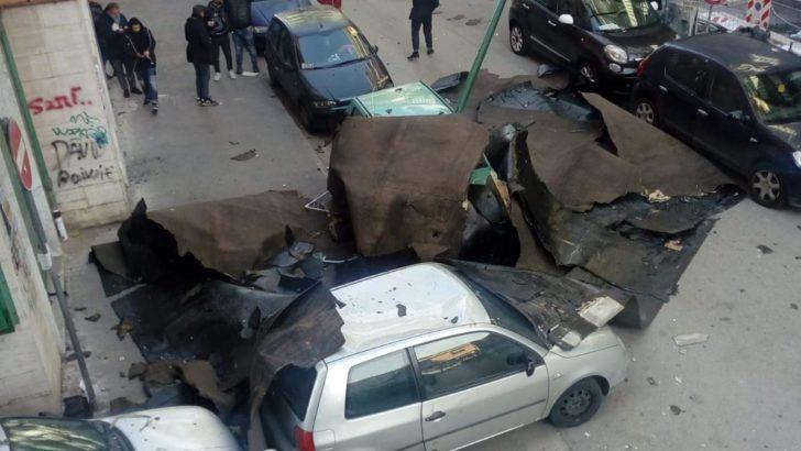 Vento forte a Casoria: conseguenze e disagi in tutta la città