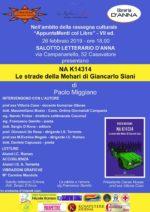 """""""Le strade della mehari"""" di Giancarlo Siani"""