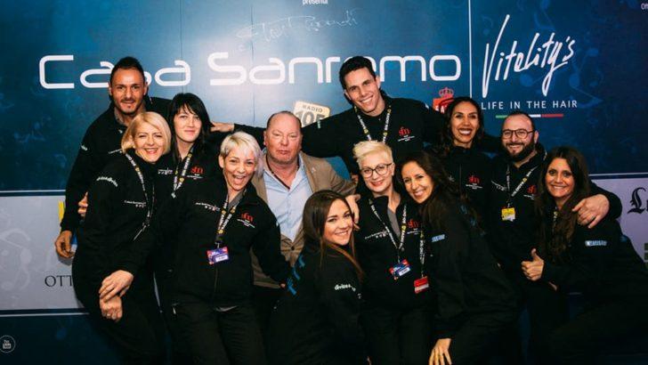 Torna il Dream Massage a Sanremo 2019