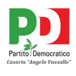 """SEZIONE PD CASORIA  – """"ANGELO VASSALLO"""" CASORIA."""