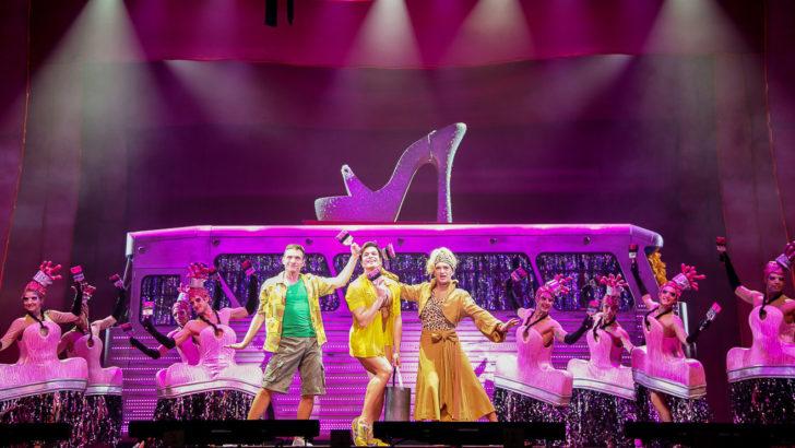 """Al Teatro Augusteo di Napoli sarà in scena il musical """"Priscilla – La Regina del Deserto"""""""