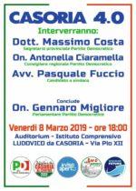 Casoria 4.0: manifestazione all'Istituto Ludovico da Casoria