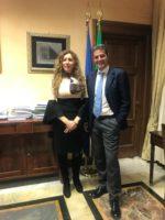 Autonomia: presidente comitato referendario per Macroregione Sud incontra ministro Stefani.