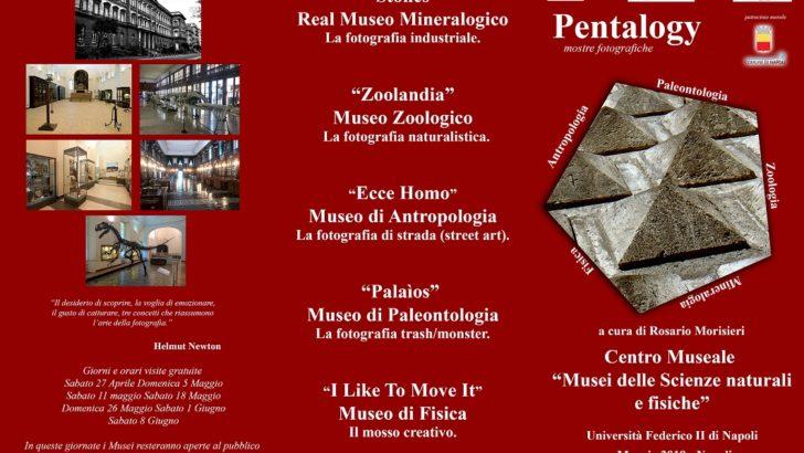 Sarà presentata 'Pentalogy', mostra di cinque temi con le foto di cinquanta fotografi ospitata da cinque sedi della Federico II