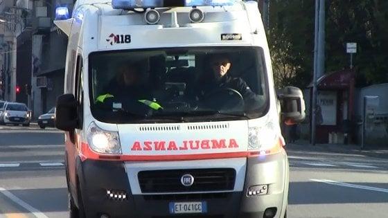 Incidente mortale stamattina alle ore 07,30 circa in via C. Maglione.
