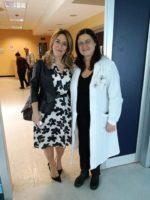 Giornata della salute della donna e Chiara Marciani.