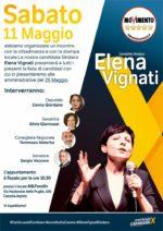 Elena Vignati, Sindaco.