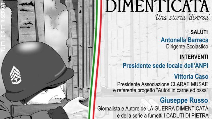"""Moscati- Maglione: """" La guerra dimenticata"""""""