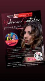 """Milena Setola """"Prima o Poi…""""."""