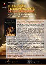 Al Vomero c'è la mostra Arte e magia, i luoghi dell'anima di Napoli a cura dell'Associazione Primavera Arte