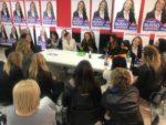 """Angela Russo """"La forza delle donne sarà centrale nella nuova Casoria""""."""