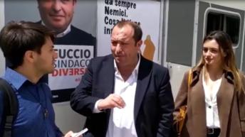 """Fuccio in periferia. I candidati PD Borriello e Arnone: """"Grandi risposte dalla sua amministrazione. Adesso ripartiamo dal trasporto pubblico"""""""