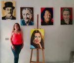 A Spaccanapoli sarà inaugurata la mostra di Nadia Basso 'Le icone di Napoli'