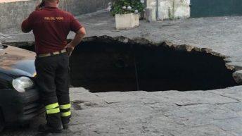 """APPELLO AL SINDACO DEI RESIDENTI DELLO SLARGO S. MAURO: """"SUBITO LA RIPRESA DEI LAVORI""""!"""
